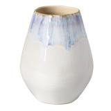 Brisa Ria Blue Oval Vase