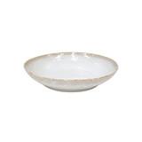 Taormina White Pasta Serving Bowl