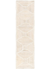 Tobago Sisal Bow Area Rug runner size