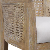 Encore Counter Stool in Natural close up view