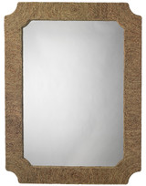 Marina Mirror in Natural Seagrass