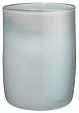 Medium Vapor Vase in Metallic Opal