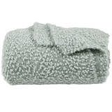 Seafoam Pebble Beach Knit Throw