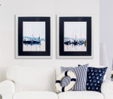Watercolor Yacht Club - Set of Two room view