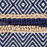 Avalon Shore Hand-Woven 18 x 18 Pillow close up