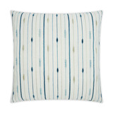 Pacesetter Embossed Striped Pillow