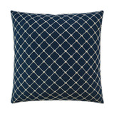 Netted Rope Ties Luxury Pillow