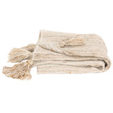 Ocean Beach Treasure Woven Throw