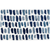 Mediterranean Sea and Shore Accent Rug small rug