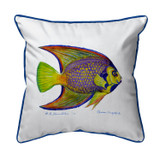 Queen Angelfish Indoor-Outdoor Pillow