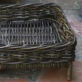 Rustique Grey Montauk Entertaining Trays - Set of 2 close up