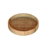Cayman Small Rattan Tray