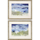 Eastern Winds Set of Two Coastal Prints