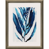 Blue Drift I Framed Undersea Art