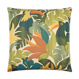 Parrots of the Caribbean 24 x 24 Pillow