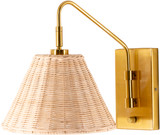 Cerro Basket Wall Sconce