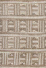 Beige Westport Lucia Indoor-Outdoor Rug