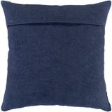 Monterey Sea Navy 20 x 20 Pillow back zipper