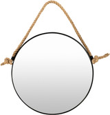 Tacoma Waterfront Round Mirror-Small