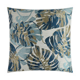 Pacific Island Dream Palm Pillow