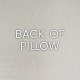 Indigo Cinch the Sails Pillow back fabric
