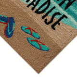 Another Day in Paradise Accent Rug 3