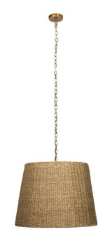 Willow Basket Chandelier