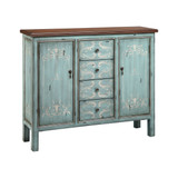 Tabitha 2-Door 4-Drawer Cabinet