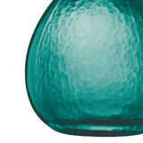 Cardiff by the Sea Glass Table Lamp close up 3
