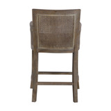 Encore Counter Stool in Grey back view