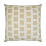 Novara Sunshine 22 x 22 Outdoor Pillow