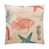 Carolina Coastal Resort Pillow