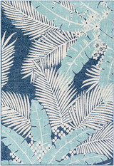 Blue Palms Bodrum Area Rug