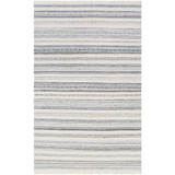 Azores Sea Striped Woven Rug