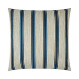 Peyton Herringbone Stripes 22 x 22 Luxury Pillow