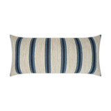 Peyton Herringbone Stripes 12 x 24 Luxury Pillow