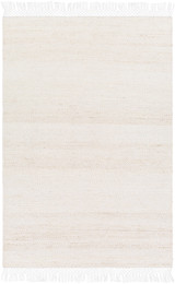 South Harbor Cream Jute Area Rug