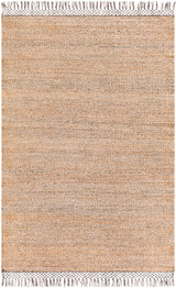 South Harbor Charcoal Jute Area Rug