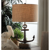 Tied Up Anchor Lamp room view