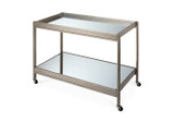Stella Mirrored Bar Cart main image