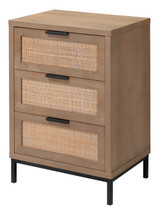 Rincon 3-Drawer Side Table