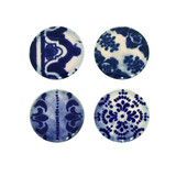 Lisboa Appetizer Plates - Set of 4