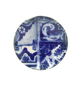 Lisboa Bread Plates - Set of 4