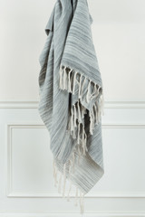Sand Waves Casual Knit Throw
