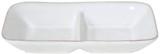 White Aparte Divided Serving Dish