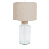 CVABS822 - Keepsake Glass Table Lamp