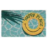 Our Happy Place Natura Coir Door Mat - 24 x 36