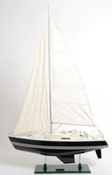 The Victory Sailing Yacht Model