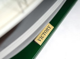 The Victory Sailing Yacht Model name plate