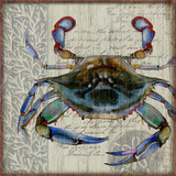 Blue Crab II Wall Art